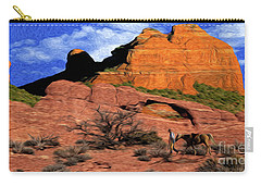 Cowboy Sedona Ver 1 Carry-all Pouch