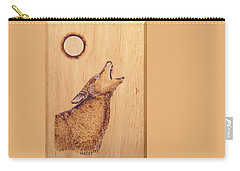 Coyote Carry-all Pouch by Ron Haist