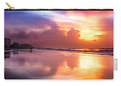Crescent Beach September Morning Carry-all Pouch