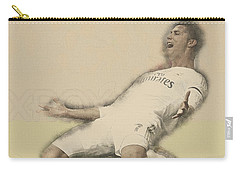 Cristiano Ronaldo Reacts Carry-all Pouch