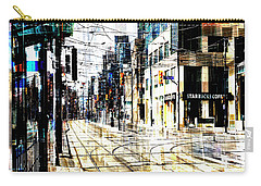 Crossing Spadina Carry-all Pouch