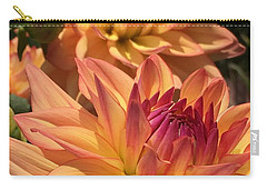Dahlia Delight II Carry-all Pouch