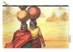 Daily Desert Dance  Carry-all Pouch
