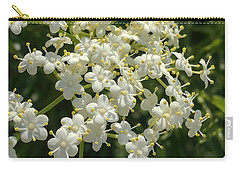 Dainty Wild Flower Carry-all Pouch