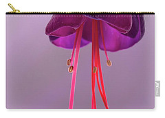 Dance Of The Fuschia Carry-all Pouch