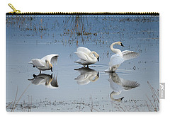 Dance Of The Trumpeter #1a Carry-all Pouch