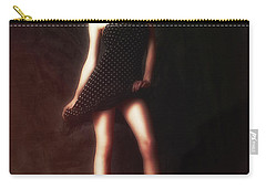 Dancer  ... Carry-all Pouch by Chuck Caramella