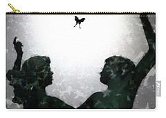 Dancing Silhouettes Carry-all Pouch