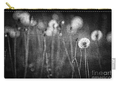 Dandelion Field Carry-all Pouch