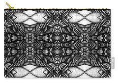 Dark Symetry Carry-all Pouch by Jack Dillhunt