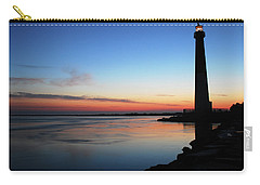 Dawn At Barnegat Light Carry-all Pouch