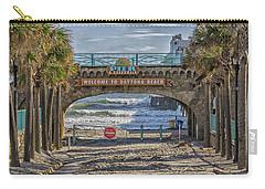 Daytona Beach Carry-all Pouch