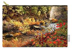 Dead River Falls  Marquette Michigan Carry-all Pouch