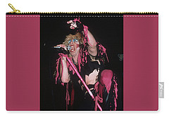 Dee Snider Of Twisted Sister Carry-all Pouch