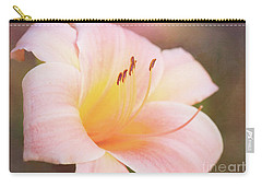 Delightful Daylily Carry-all Pouch