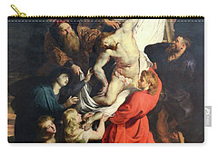 Descent From The Cross Carry-all Pouch