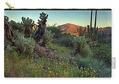 Desert Dusk Carry-all Pouch