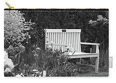 Desolate In The Garden Carry-all Pouch