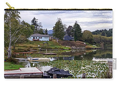 Devils Lake Oregon Carry-all Pouch