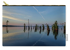 Dismal Swamp 2016 Carry-all Pouch by Kevin Blackburn