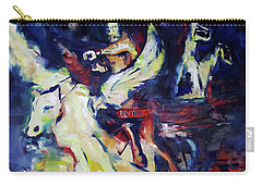 Divine Madness Carry-all Pouch by John Jr Gholson