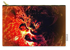 Carry-all Pouch featuring the photograph Do You See What I See by Blair Stuart