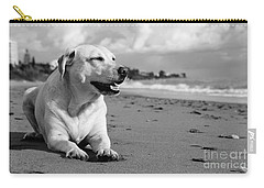 Dog - Monochrome 5  Carry-all Pouch