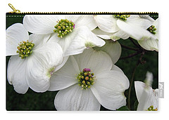 Dogwood Branch Carry-all Pouch