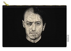 Double Jeopardy Carry-all Pouch by Fred Larucci