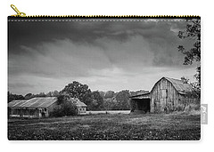 Farm Country - Rural Landscape Carry-all Pouch by Barry Jones