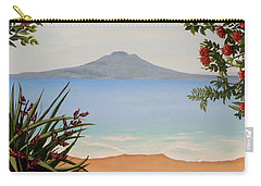 Dreaming Of Rangitoto Carry-all Pouch