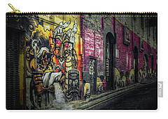 Carry-all Pouch featuring the photograph Dreamscape by Wayne Sherriff