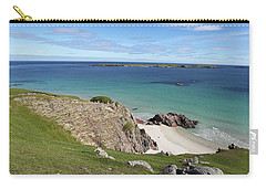 Carry-all Pouch featuring the photograph Durness - Scotland by Pat Speirs