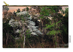 Carry-all Pouch featuring the photograph Easter Dogwood by Tamyra Ayles