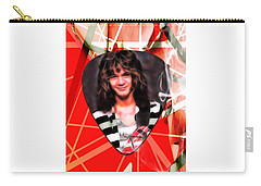 Eddie Van Halen Art Carry-all Pouch