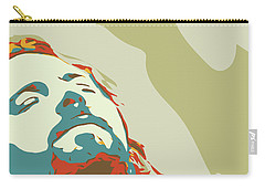 Eddie Vedder Carry-all Pouch by Greatom London