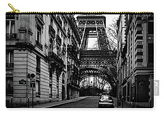 Only In Paris Carry-all Pouch