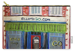 Elliptigo Brick And Mortar Carry-all Pouch