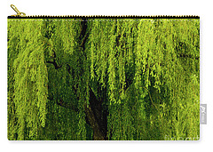 Enchanting Weeping Willow Tree  Carry-all Pouch