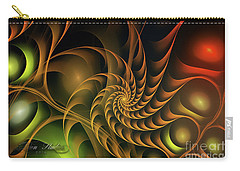 Eternity  Carry-all Pouch by Melissa Messick