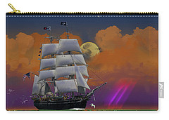 Evening Return For The Elissa Carry-all Pouch by J Griff Griffin