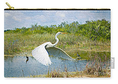 Everglades Impressions Carry-all Pouch