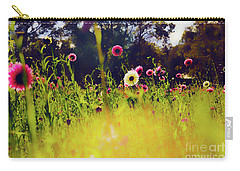 Everlastings I Carry-all Pouch by Cassandra Buckley