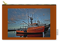 Carry-all Pouch featuring the photograph Evolution by Thom Zehrfeld