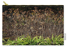 Fall Contrasts Carry-all Pouch by Deborah  Crew-Johnson