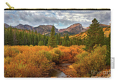 Fall In Rocky Mountain National Park Carry-all Pouch
