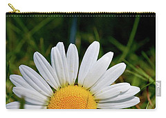 Fallen Daisy Carry-all Pouch