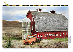 Farm Truck Carry-all Pouch by Steve McKinzie