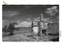 Farmhouse Cottage Ruin Flinders Ranges South Australia Carry-all Pouch