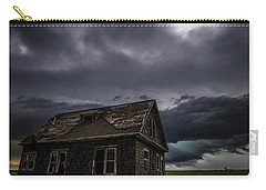 Carry-all Pouch featuring the photograph Fear by Aaron J Groen